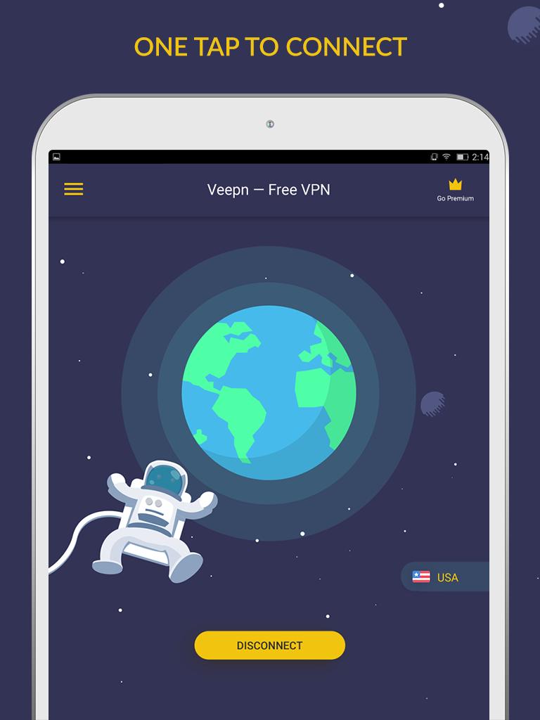 Free VPN by Veepn Screenshot 4