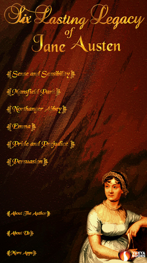 Six Legacy Of Jane Austen- screenshot