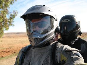 Photo: On the road heading north towards Tlemcen