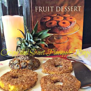 Crispy and Sweet Pineapple Rings