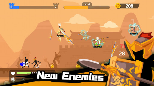 Stickman Master: Archer Legends apkdebit screenshots 5
