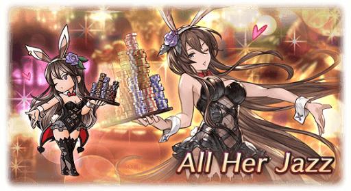 All Her Jazz・ロゼッタ