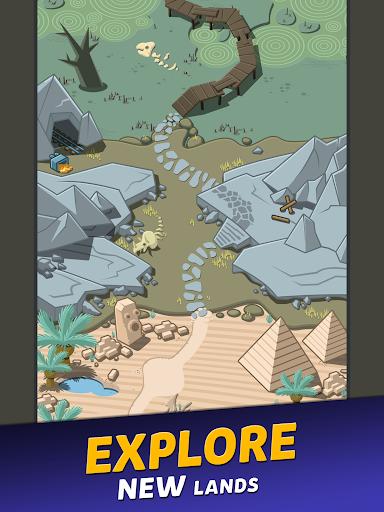 Crazy Dino Park screenshots 16