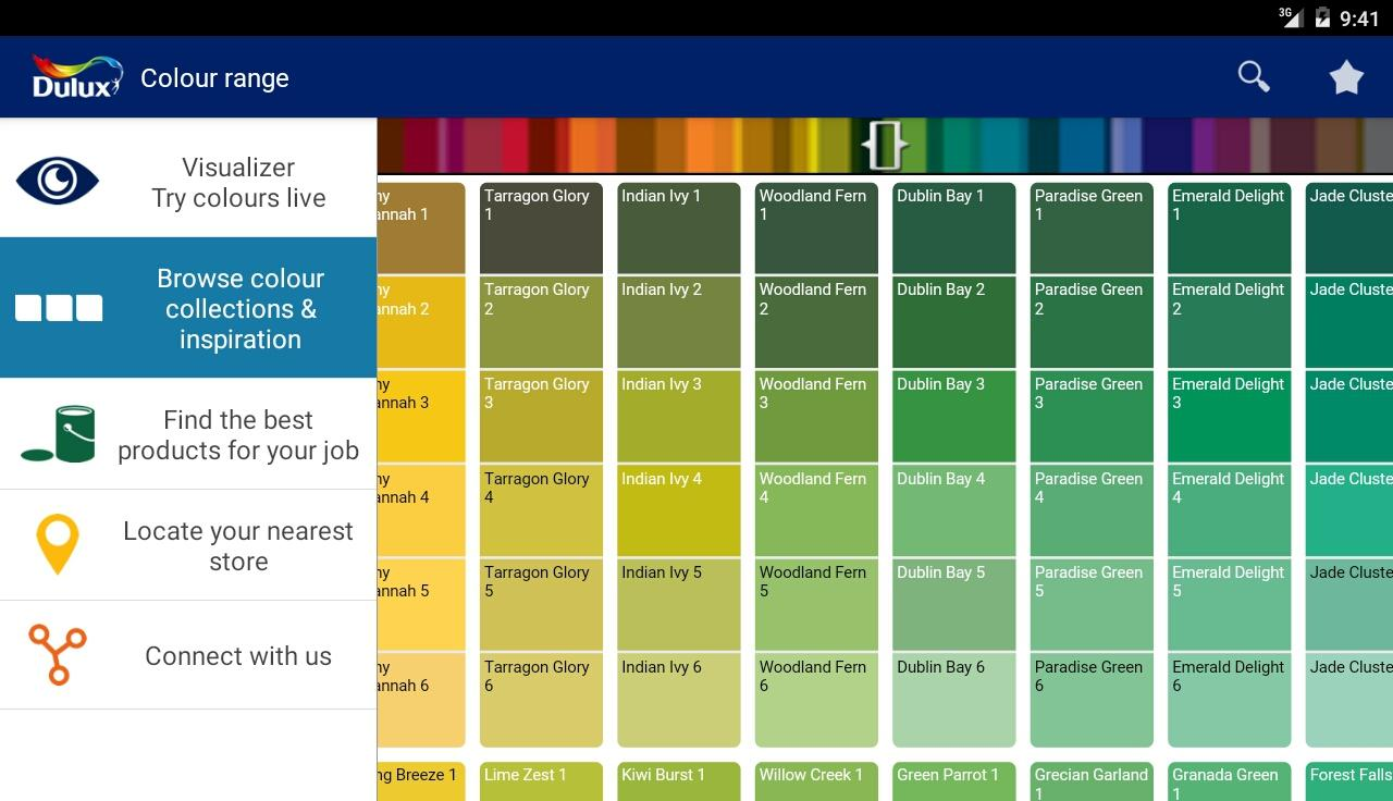 Dulux Exterior Paint Colour Chart India Home Painting