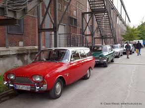 Photo: HISTORICAR 2013, Zeche Zollverein in Essen * Find all my photos on www.truck-pics.eu * Or on Facebook: Claus Wiesel