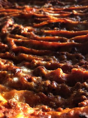 Lasagna appena sfornata di MarcoAlParco