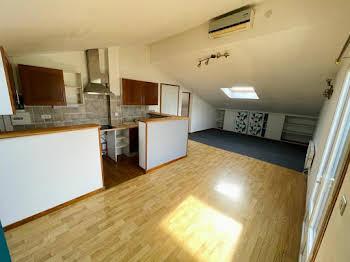 Appartement 2 pièces 72,39 m2