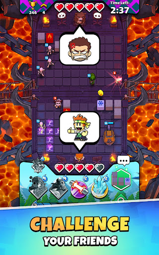 Magic Brick Wars - Epic card battle  screenshots 13