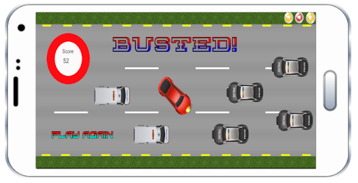 Driving Car Wrong Way 1.0.0 de.gamequotes.net 3