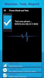 Phone Check (and Test) v11.8 [Pro + AOSP] APK 1