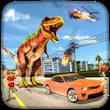 Dinosaur Rampage City Simulator icon