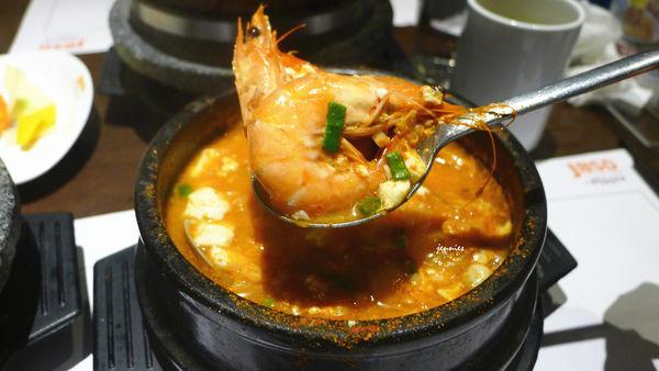 一直都很好吃的韓國美味料理●涓豆腐●
