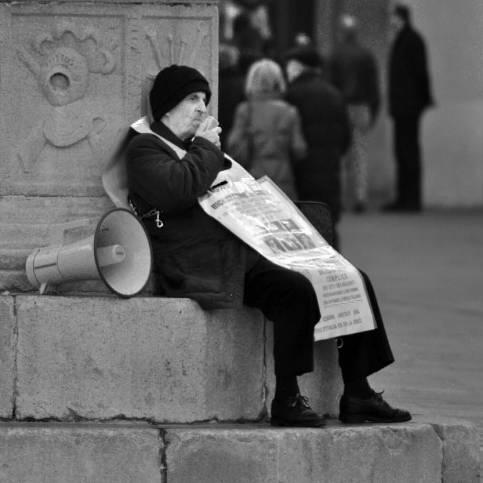Agognata pensione.... Fame assicurata di PaoloFranceschini