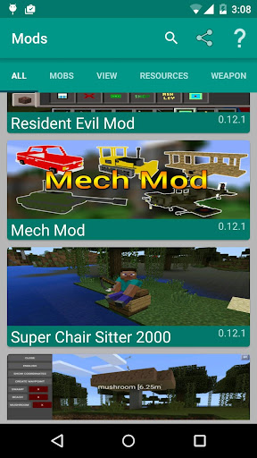 Mods for Minecraft for PC