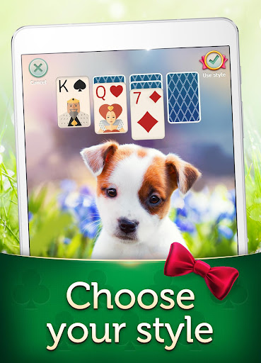 Magic Solitaire - Card Game modavailable screenshots 11