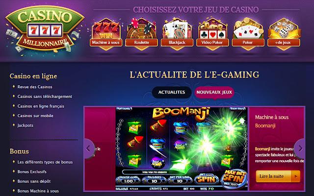 Casino Millionnaire