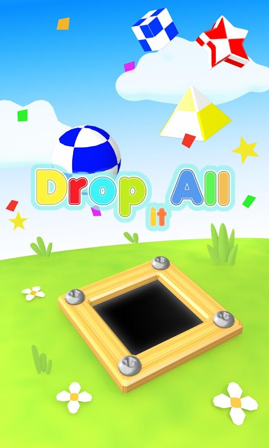 Drop it All- screenshot