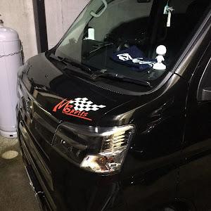 アトレーワゴン S321G カスタムターボRSリミテッドSA IIIのカスタム事例画像 庄ちゃんさんの2018年11月17日17:28の投稿
