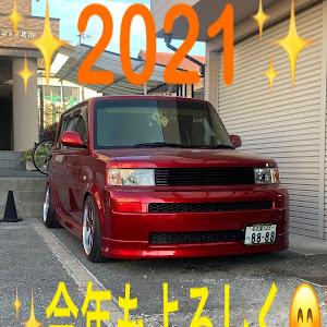 bB NCP31のカスタム事例画像 まこちゃん 【CLUB bB】愛知さんの2021年01月01日16:34の投稿