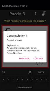 NEW Math puzzles 2 Screenshot