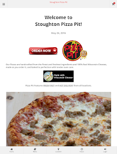 Stoughton Pizza Pit Ordering- screenshot thumbnail