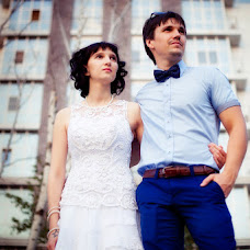 Wedding photographer Sergey Butrin (id13668844). Photo of 28.09.2016