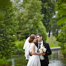 Wedding photographer Nadezhda Zuschik (Barfuss). Photo of 18.10.2016