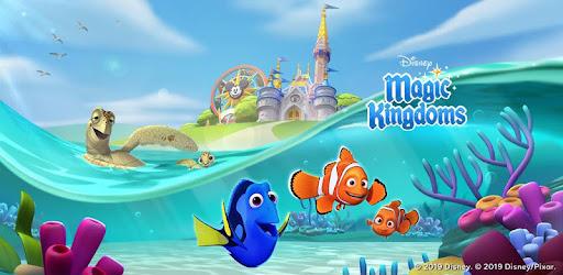 Disney Magic Kingdoms: Build Your Own Magical Park - Apps on