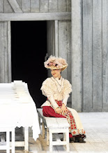 Photo: JENUFA / Wiener Staatsoper am 6.4. 2016. Hyuna Ko.  Copyright: Wiener Staatsoper/ Michael Pöhn