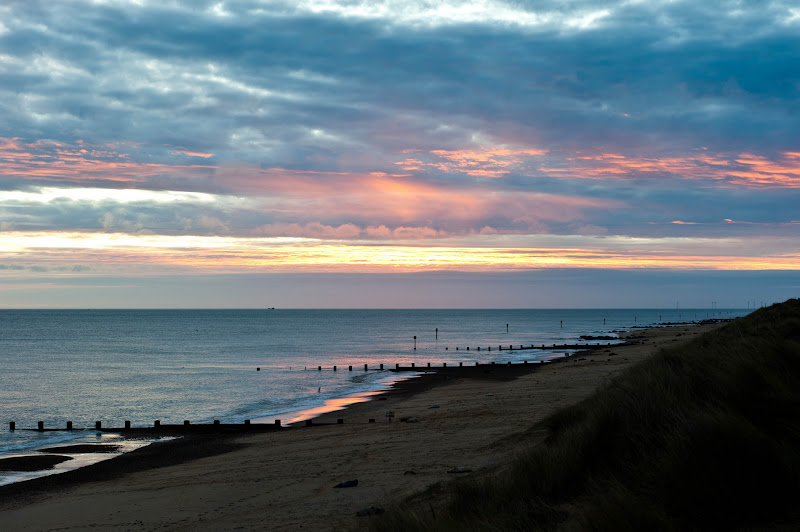 Photo: Sunrise on Christmas day