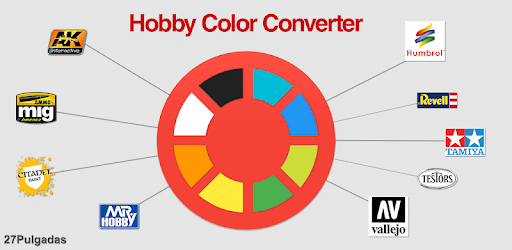 Hobby Color Converter Apps On Google Play