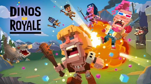 Dinos Royale - Savage Multiplayer Battle Royale 1.0 screenshots 6