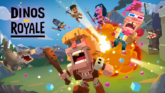 Dinos Royale – Savage Multiplayer Battle Royale 7
