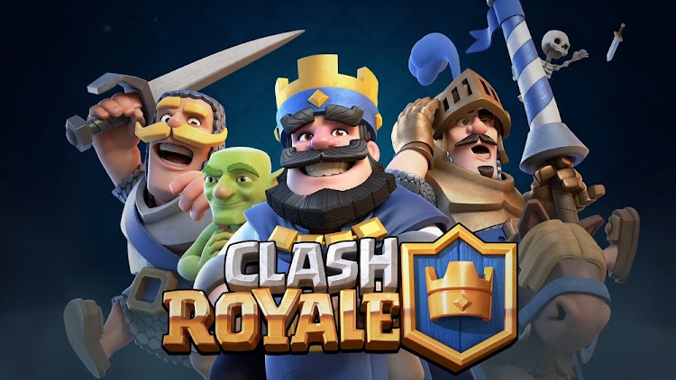 Clash Royale. Picture: SUPERCELL