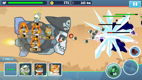 Naughty Kitties – Cats Battle 1.2.18 Mod + Data for Android 2