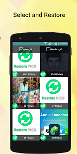 App Recover Deleted Images APK for Windows Phone
