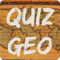 Quiz Geography. Play and learn geography. icon