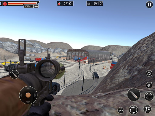 Rangers Honor - FPS Sniper Shooting Games 2019 screenshots 9