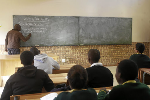 Teachers will face stricter vetting under the new Sace policy. /Vathiswa Ruselo