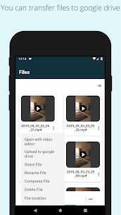 Easy video recorder –  Background video recorder App Download For Android 4