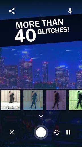 Glitch Video Effects - Glitchee 1.6.0 screenshots 1