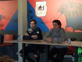 Sergio Teruel, le capitaine du FC Liège veut remporter le derby contre Seraing