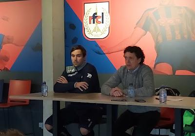 """Le capitaine du FC Liège : """"Remporter le derby et nous sortir de cette situation"""""""