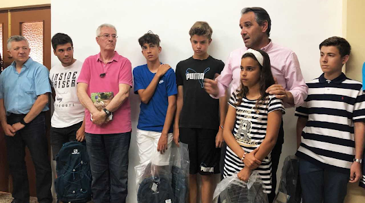 La EDM Montañismo Cóndor clausura su temporada con más de 1.500 escolares