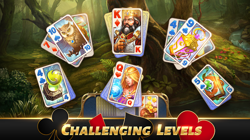 Emerland Solitaire 2 Card Game apklade screenshots 2