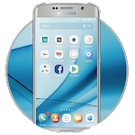 S9 style Smart launcher theme for galaxy Phone APK