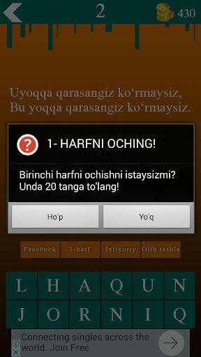 Topishmoqlar 9.0 screenshots 6