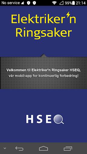 Elektriker'n HSEQ