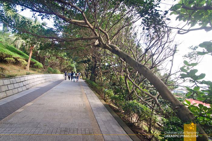 Yehliu Geopark Pathway