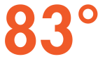 Logo for 83 Degrees